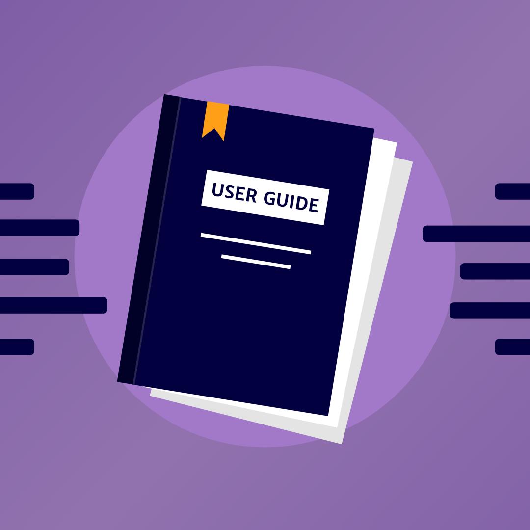 User Guide Graphic